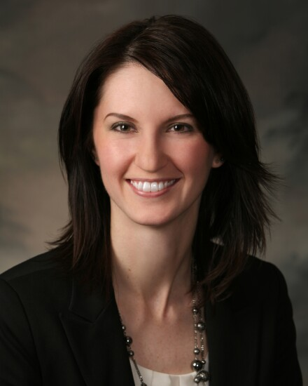 Samantha Amburgey, chief information officer at Michigan State University Federal Credit Union (MSUFCU)