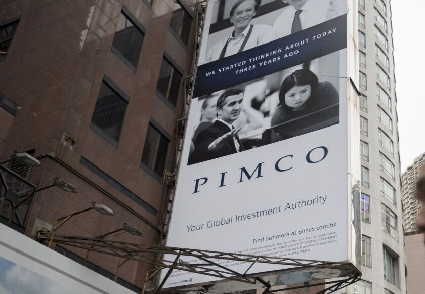 "Michael Reid, a spokesman for the investment company, said in a statement that ""the claims in the filing have no merit, which Pimco will demonstrate in court."""