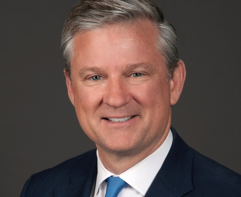 Mark Chancy spent 18 years with SunTrust Banks, most recently serving as co-chief operating officer and head of consumer banking.