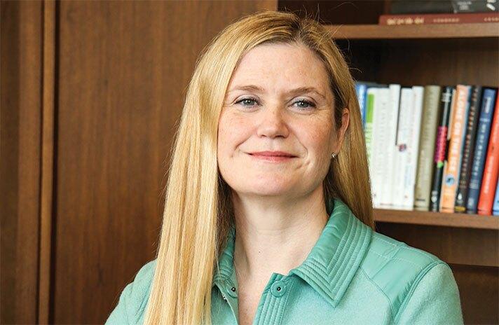Marianne Lake, Chief Financial Officer at JPMorgan Chase.