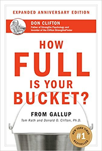 Book cover - How Full Is Your Bucket