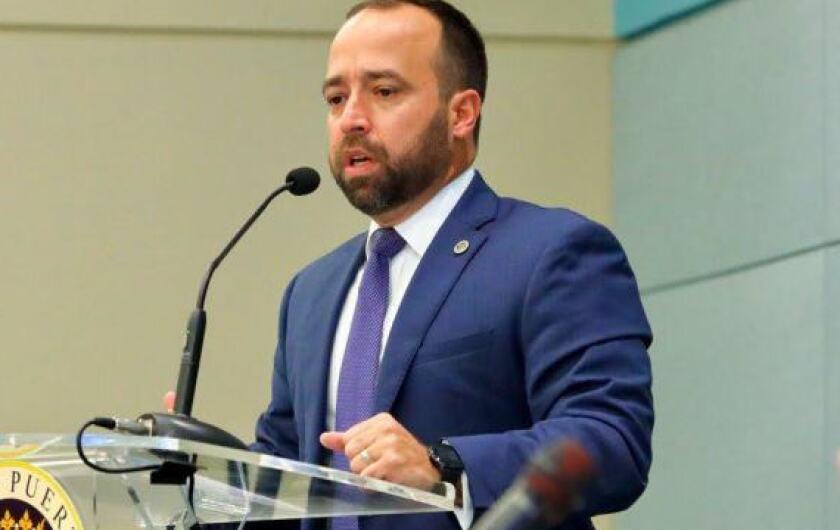 FAFAA Executive Director Omar Marrero