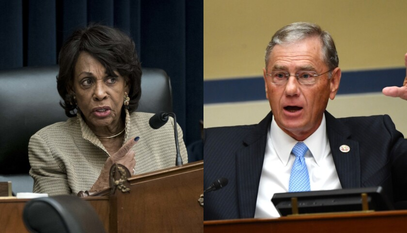 Lawmakers on both sides of the aisle, including House Financial Services Committee Chair Maxine Waters and Rep. Blaine Luetkemeyer, R-Mo., questioned the widespread practice of screen scraping at a House Financial Services Committee hearing.