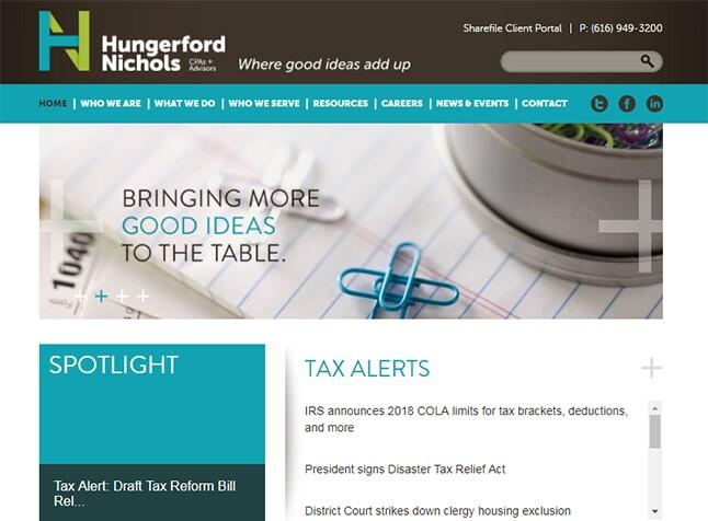 Best Firms - Hungerford Nichols