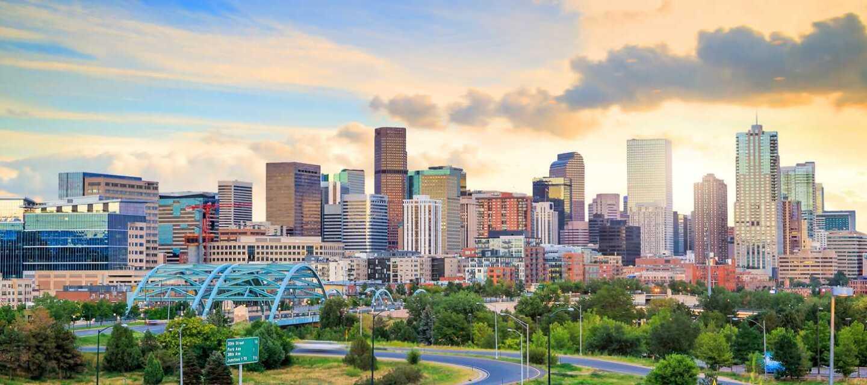 Denver, CO - 1600x645