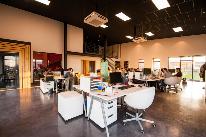 Workplace flexibility and hybrid office options are in high demand among employees