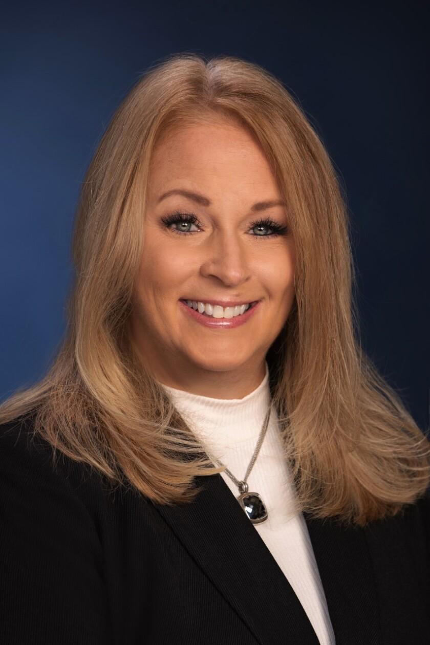 Andrea White, CEO of Naveo Credit Union