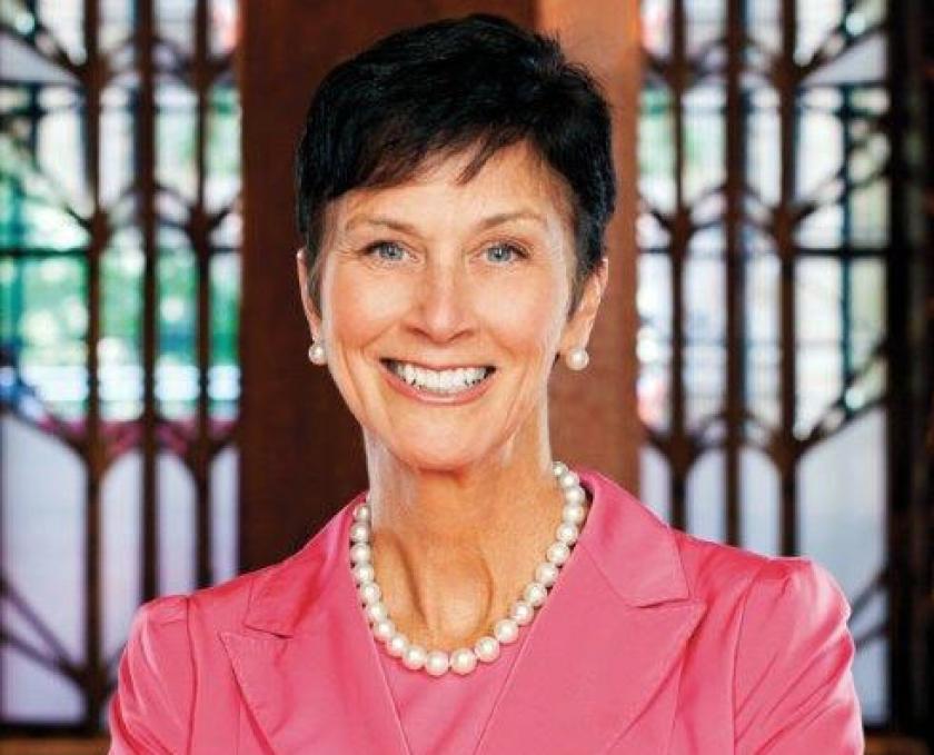 Karen Peetz, chief administrative officer, Citigroup