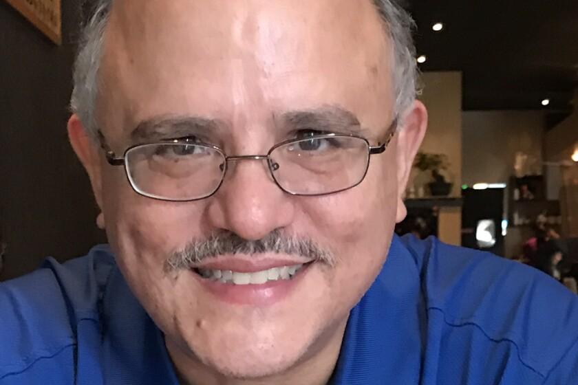 University of Puerto Rico Professor José Javier Colón