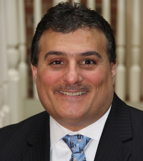 Vince Crognale branch manager at Janney Montgomery Scott croppped photo