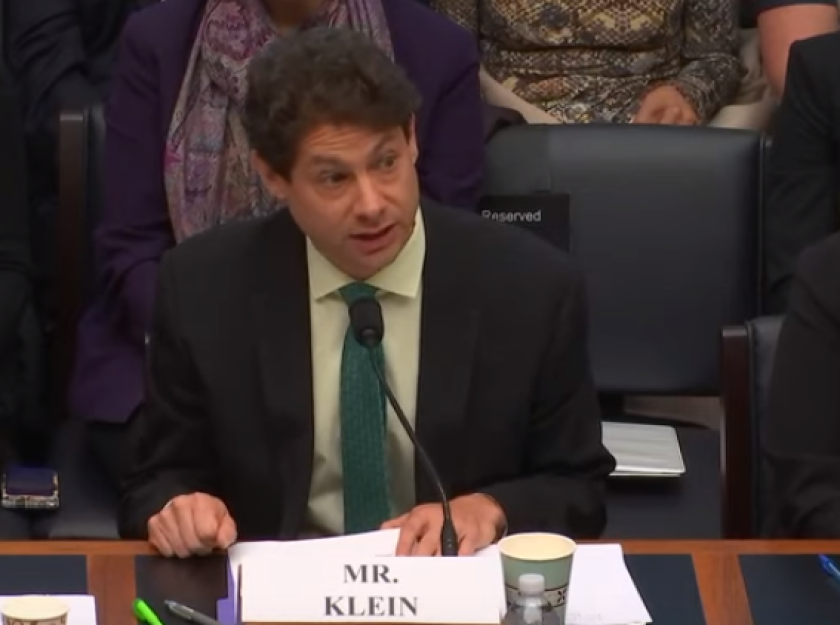 Aaron Klein, fellow, Brookings Institution