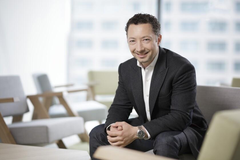 Mario Shiliashki, CEO of global payments organization for e-commerce fintech PayU.