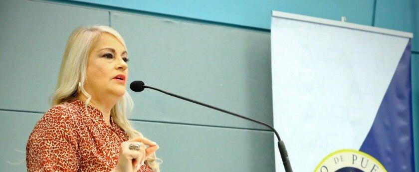 Puerto Rico Governor Wanda Vazquez
