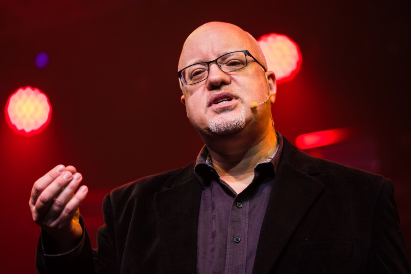 Brett King, founder and CEO, Moven