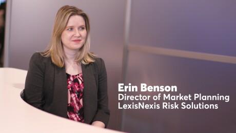 Erin Benson, LexisNexis Risk Solutions