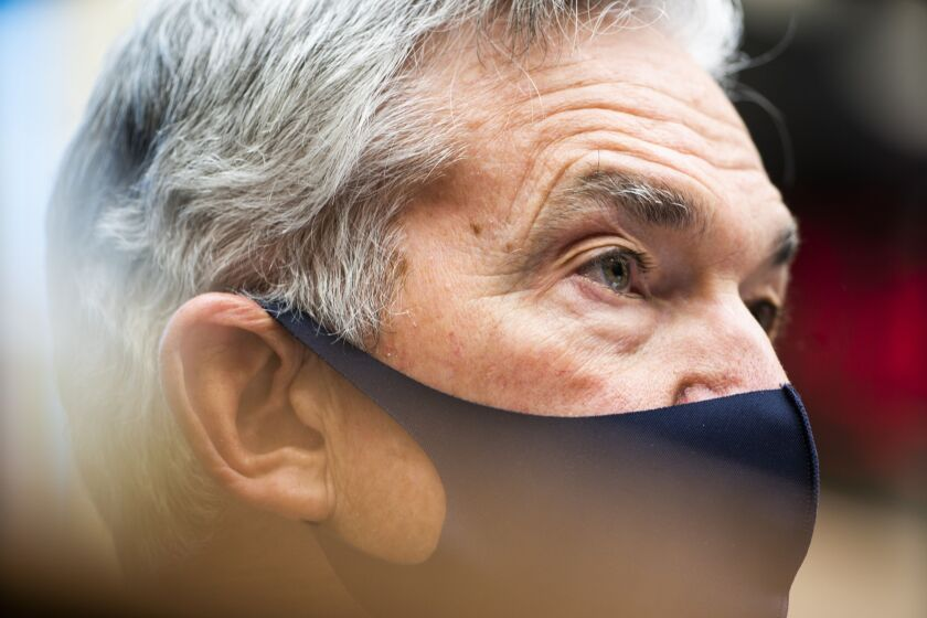 Fed Chair Jerome Powell told lawmakers Feb. 23 that the central bank had not reached a decision on an extension yet. Some believe President Biden's victory in November and Democrats' gaining control of the Senate could factor into whether to extend the capital reprieve.