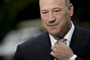 Gary Cohn, former director of the White House Economic Council and, before that, president of Goldman Sachs.