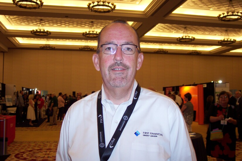Michael Filla First Financial CU