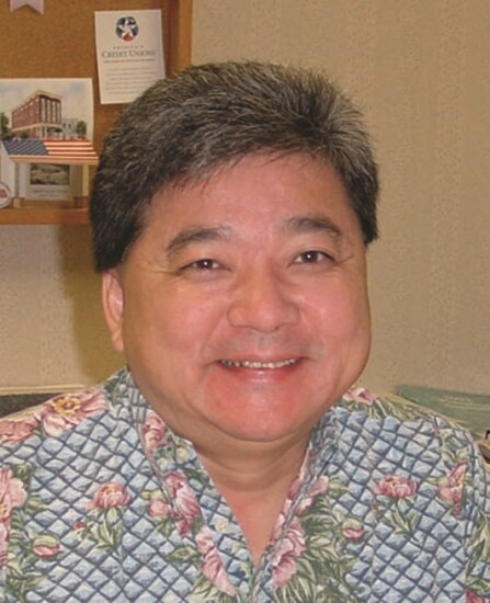 Dennis Tanimoto, president and CEO of the Hawaii Credit Union League