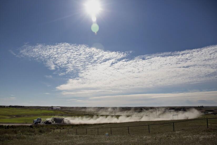 North Dakota sky truck IAG