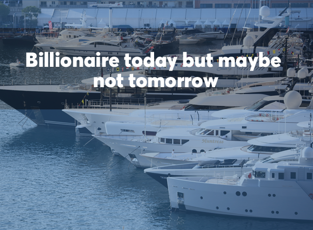 Billionaire cover slide