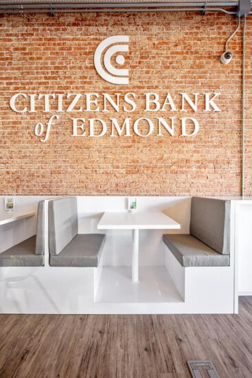 Citizens Bank of Edmond in Oklahoma
