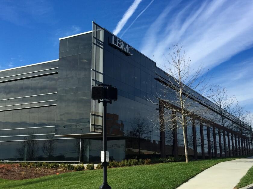 LBMC's offices in Brentwood, Tenn., near Nashville