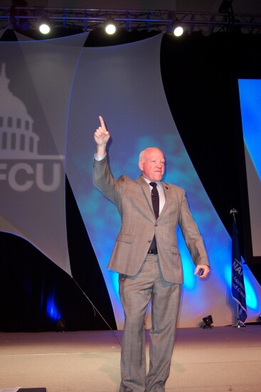 General Vincent Boles, NAFCU 2017 convention - CUJ 061617.JPG