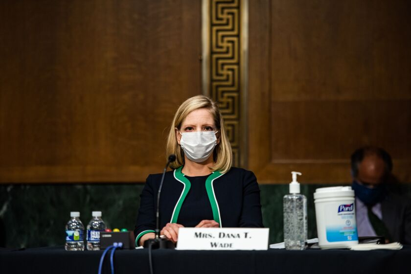 """We will step up and do whatever we can to make sure that we ensure market stability,"" said FHA Commissioner Dana Wade. ""But we know [the pandemic will] ... pass and we're going to have a strong, vibrant economy when it does."""