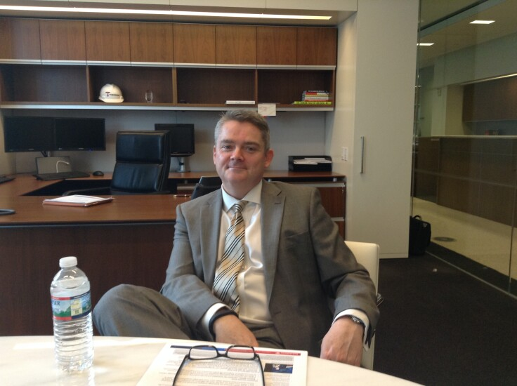 David Reilly Bank of America