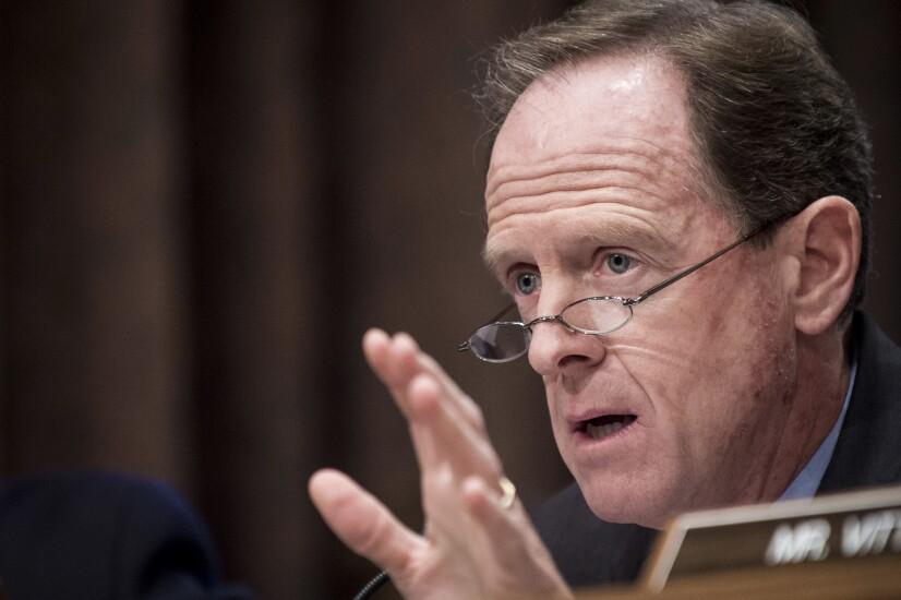 Senator Patrick Toomey.