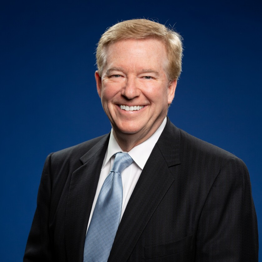 After 37 years with Merrill Lynch, advisor Andy Ferguson launched a fee-only RIA, Proquility Private Wealth Partners.