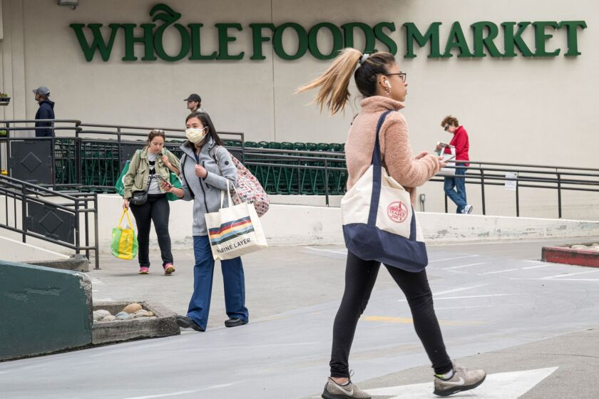 Morning Brief 8.25.20: Amazon Go may be coming to Whole Foods
