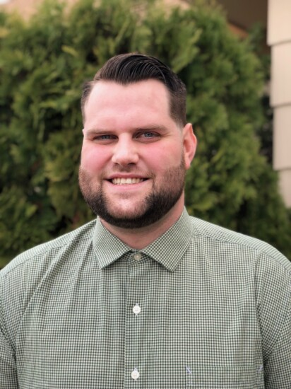 Keaton Tanzer, business development manager for the Cheney, Wash.-based Rivial Data Security