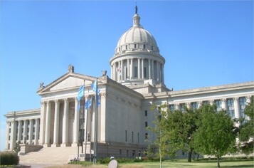 Budget gaps are shrinking at the Oklahoma state Capitol.