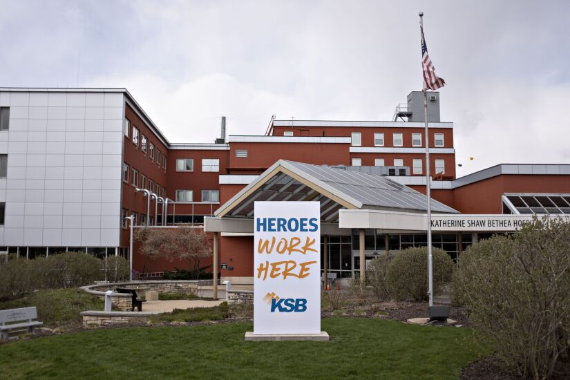 Rural Hospitals As Federal Medical Aid To States Falls Short