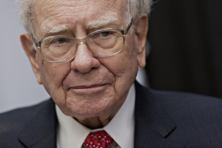 "In a 2013 letter to Berkshire Hathaway shareholders, Warren Buffett gave this recommendation for heirs of his fortune: ""Put 10% of the cash in short-term government bonds and 90% in a very low-cost S&P 500 index fund."""