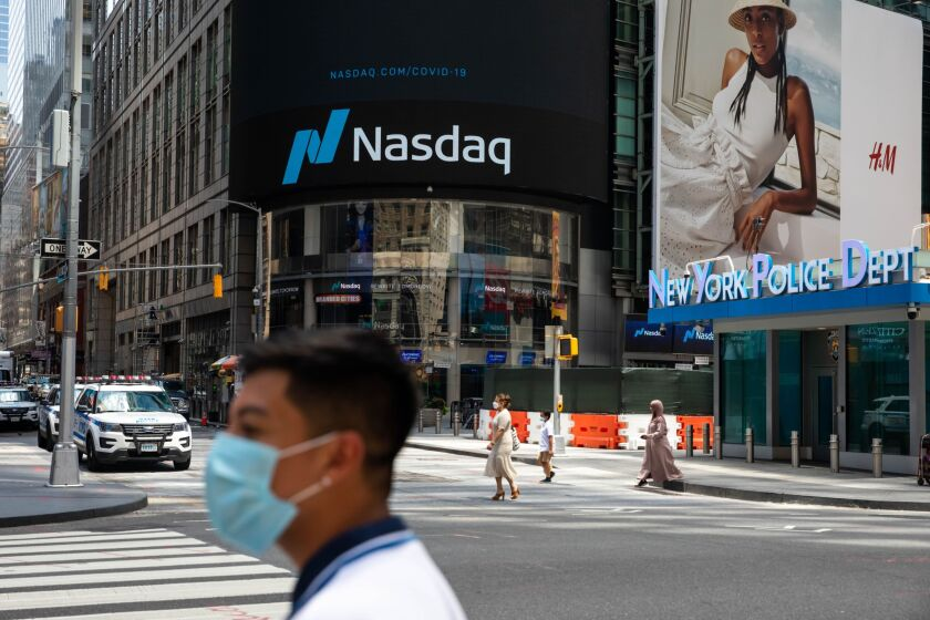 """In an effort to assuage the public's fears, money media personalities and personal finance experts alike will push the mantra of a recession being a """"fire sale"""" on stocks or a chance to snag cheap real estate, Erin Lowry writes."""