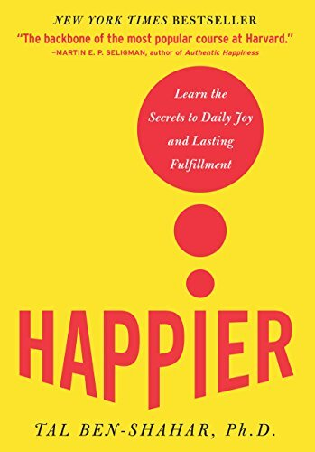 Book cover - Happier