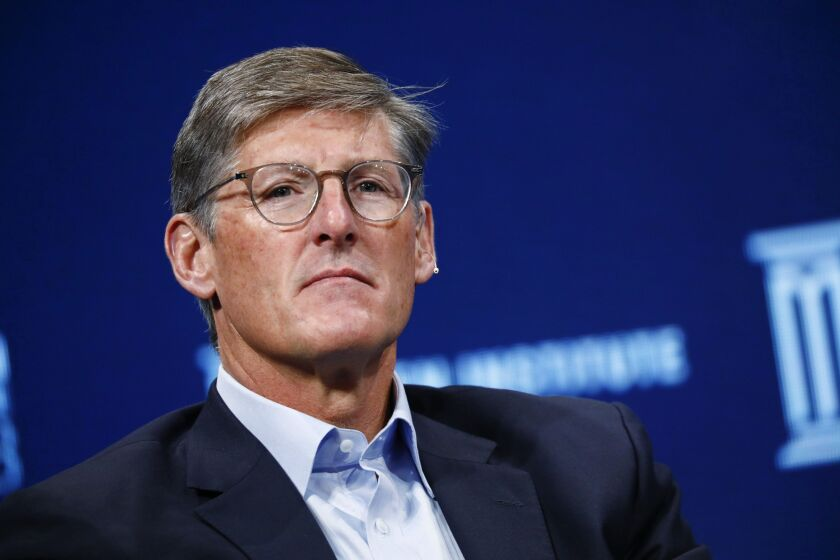 """""""If there's one lesson to be learned from the COVID-19 pandemic, it is that our economic and physical health and resilience, our environment and our social stability are inextricably linked,"""" said Citigroup CEO Michael Corbat."""