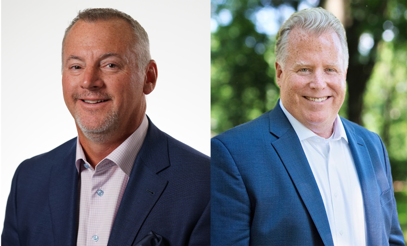 Vince Morris of Resources Investment Advisors and Mike Sullivan of OneDigital Health and Benefits