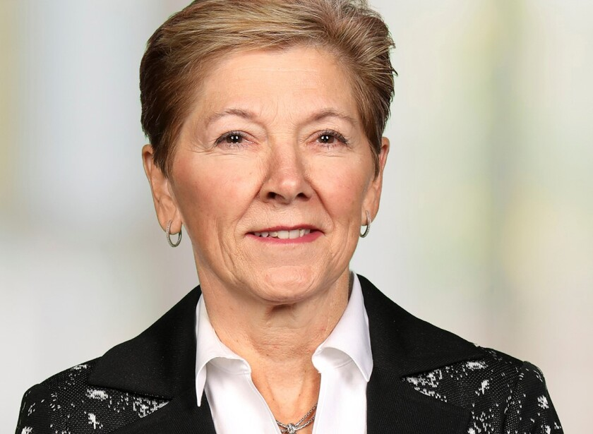 Barb Godin has twice been honored as one of American Banker's 25 Most Powerful Women in Banking.