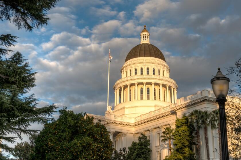 California state capitol building sacramento