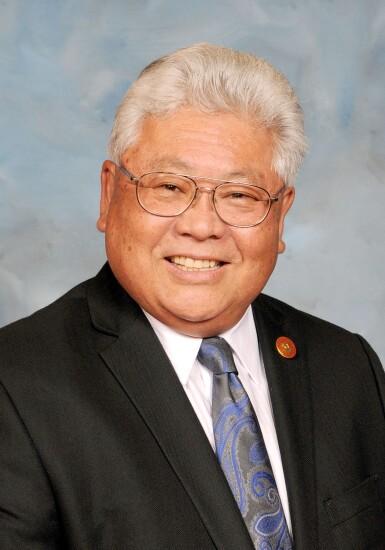 Richard Onishi, a credit union board member and state representative in Hawaii