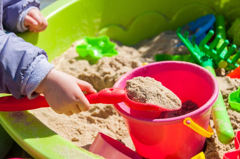 sandbox-AdobeStock_65808663