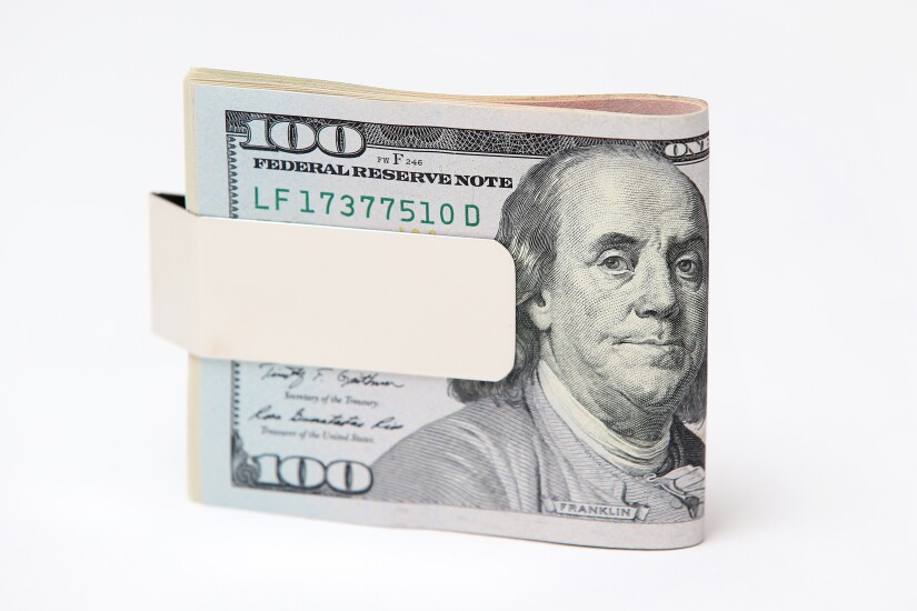 U.S. dollar by Bloomberg News