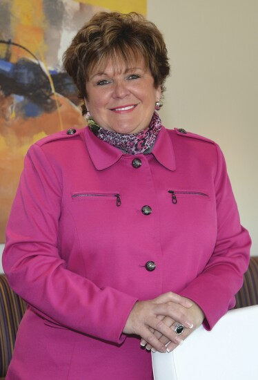 Paula Stopera is CEO, CAP COM