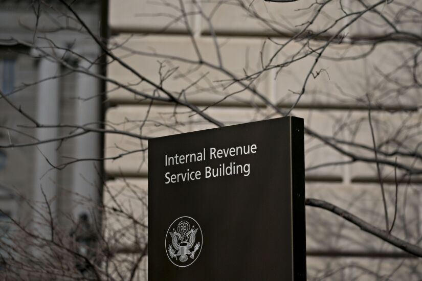 IRS Will Pay Refunds During Shutdown, Easing Pressure For A Deal
