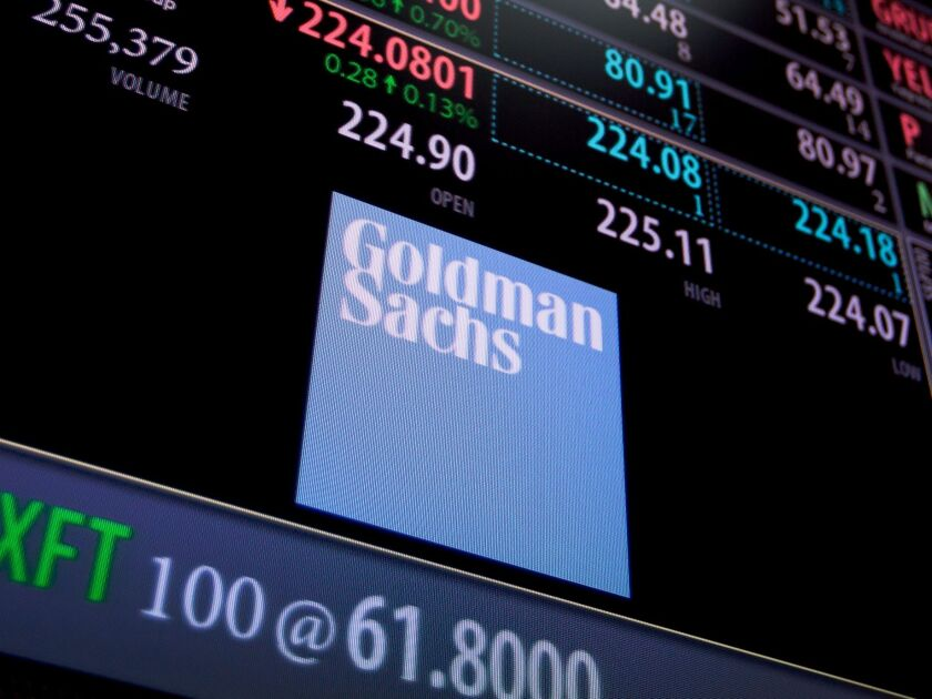 GSAM entered the $4 trillion ETF market in 2015 with the launch of the Goldman Sachs ActiveBeta U.S. Large Cap Equity ETF, which has grown to $7.7 billion in assets.