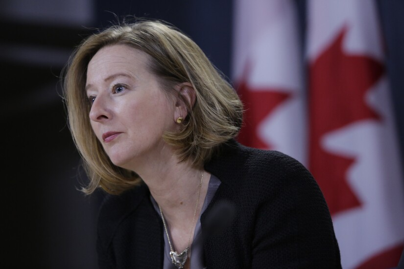 Carolyn Wilkins is a senior deputy governor at the Bank of Canada.